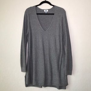 OldNavy | Grey Tunic Sweater
